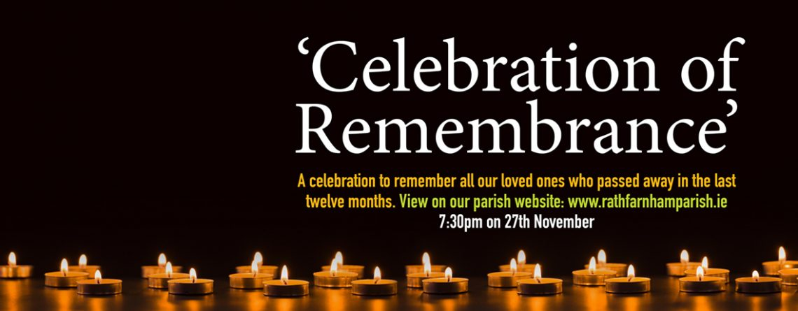 'Celebration of Remembrance'